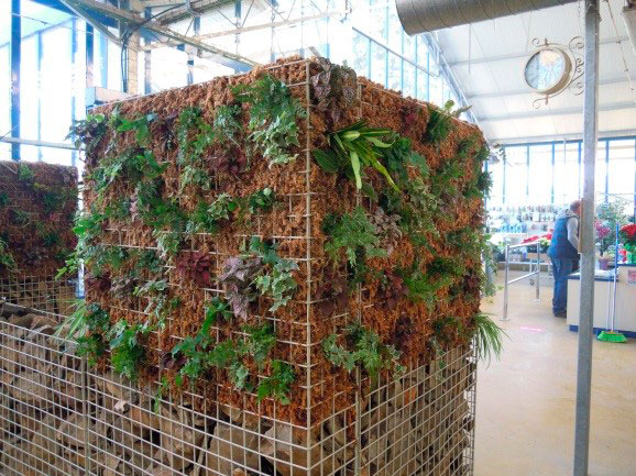 resultado jardín vertical