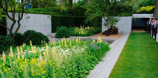 ferias nacionales e internacionales de jardinería