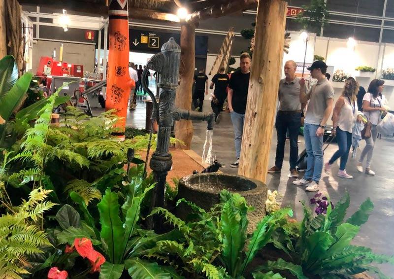 primer concurso nacional de jardinería 2