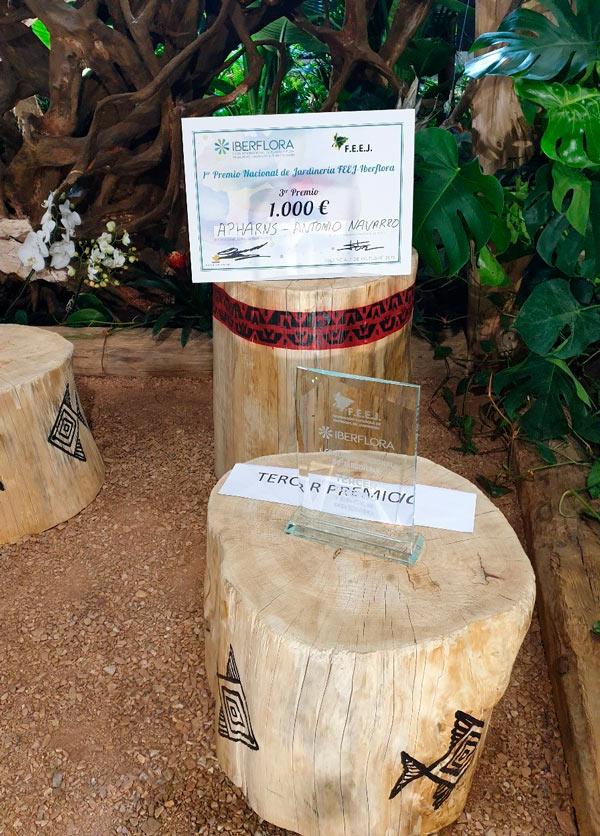 premio nacional jardinería