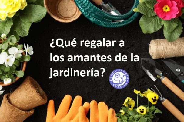 Ideas para regalar a los amantes de las flores y plantas